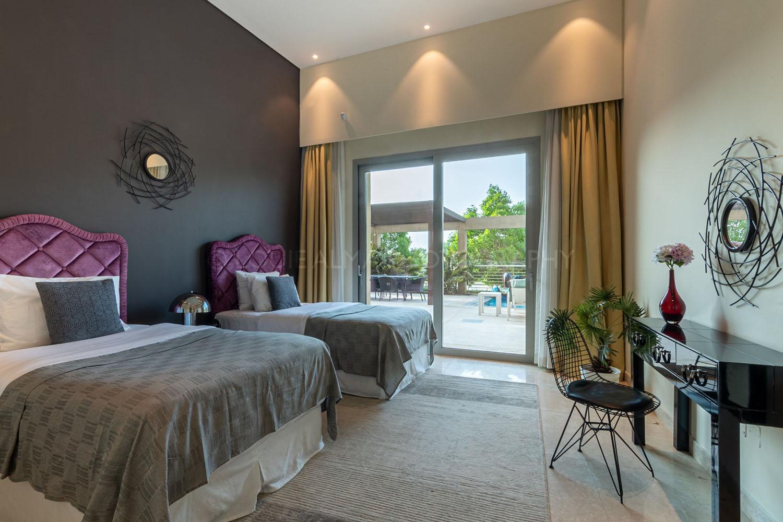 Real Estate Photography - Luxurious Villa in Palm, Dubai