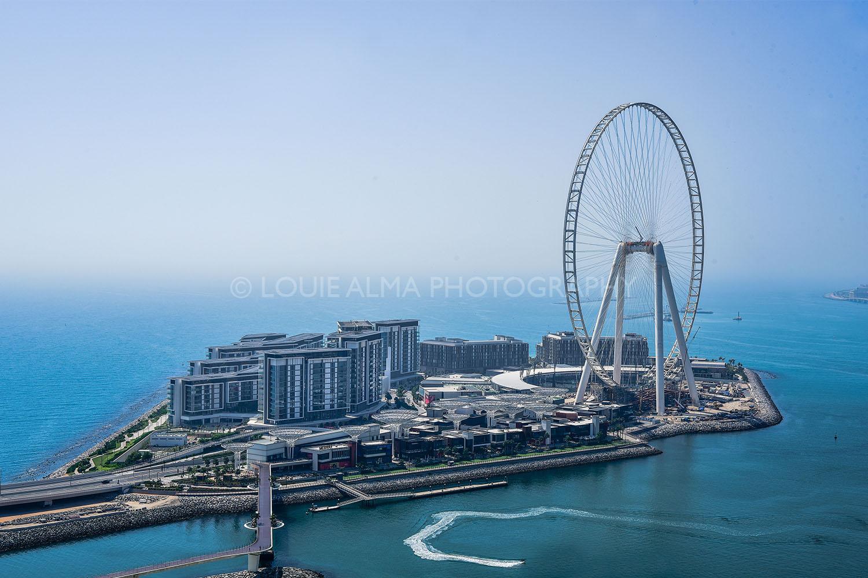 Louie Alma - Landscape Photography, Bluewaters, Dubai