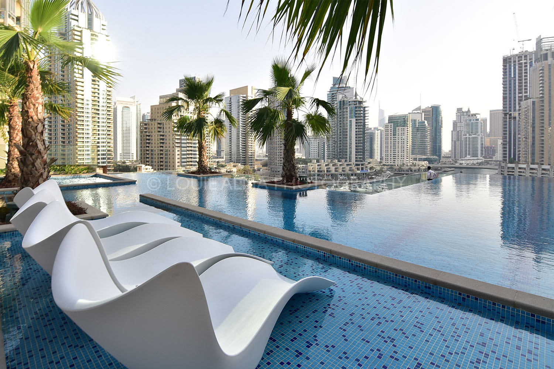 Louie Alma - Travel Photography, Marina Dubai