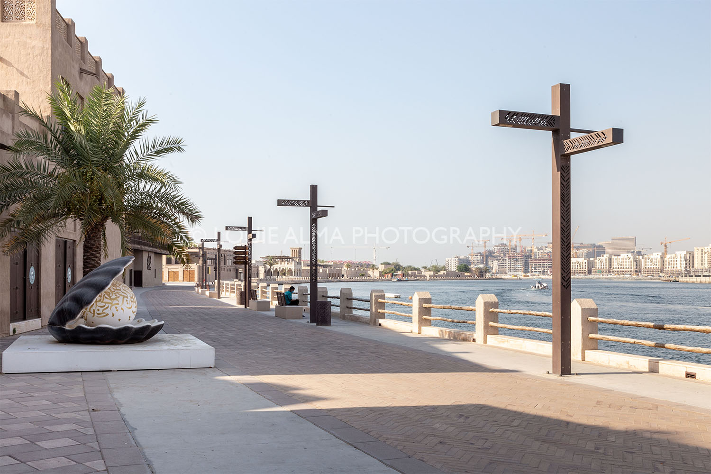 Louie Alma - Travel Photography, Heritage Village Dubai