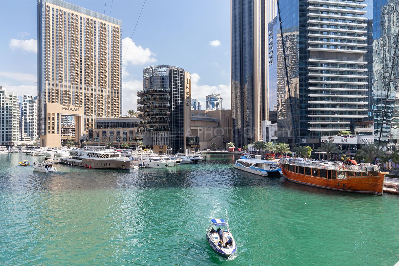 Louie Alma - Travel Photography, Dubai Marina