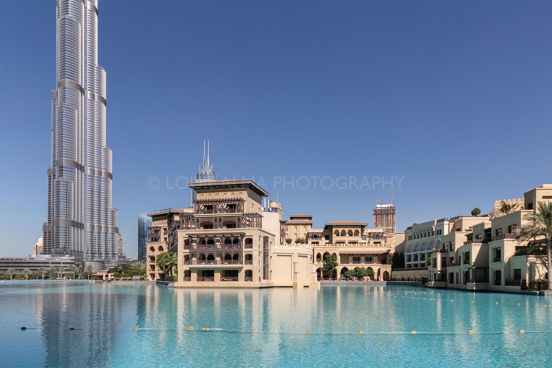 Louie Alma - Travel Photography, Dubai Burj Plaza