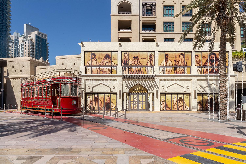 Louie Alma - Travel Photography, Dubai Boulevard Plaza