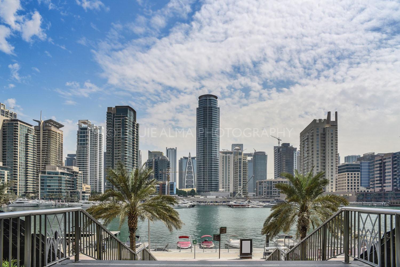 Louie Alma - Travel Photography, Dubai Marina Walk